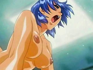 Roped Anime Coed With Muzzle Gets Fucked By Maskerman